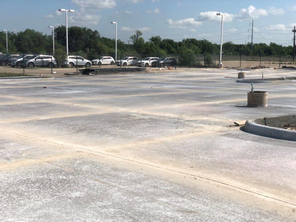 Commercial Concrete Contractors in Dallas Fort Worth Texas